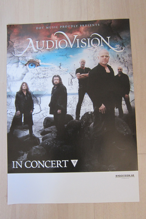 audiovision poster