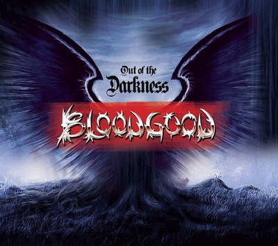 bloodgood out of the darkness CD