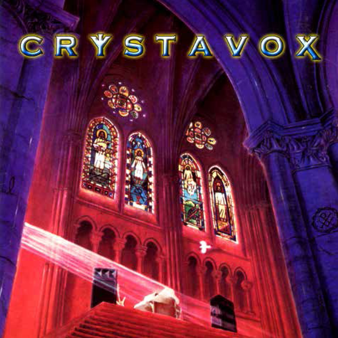 Crystavox great melodic 80s metal!