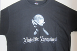 majestic vanguard t-shirt