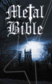 metal bible the bible for all who love Metal!