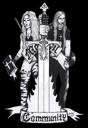 Metal Community - Swedish Heavy Metal Shop for Christian